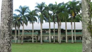 University of the South Pacific campus