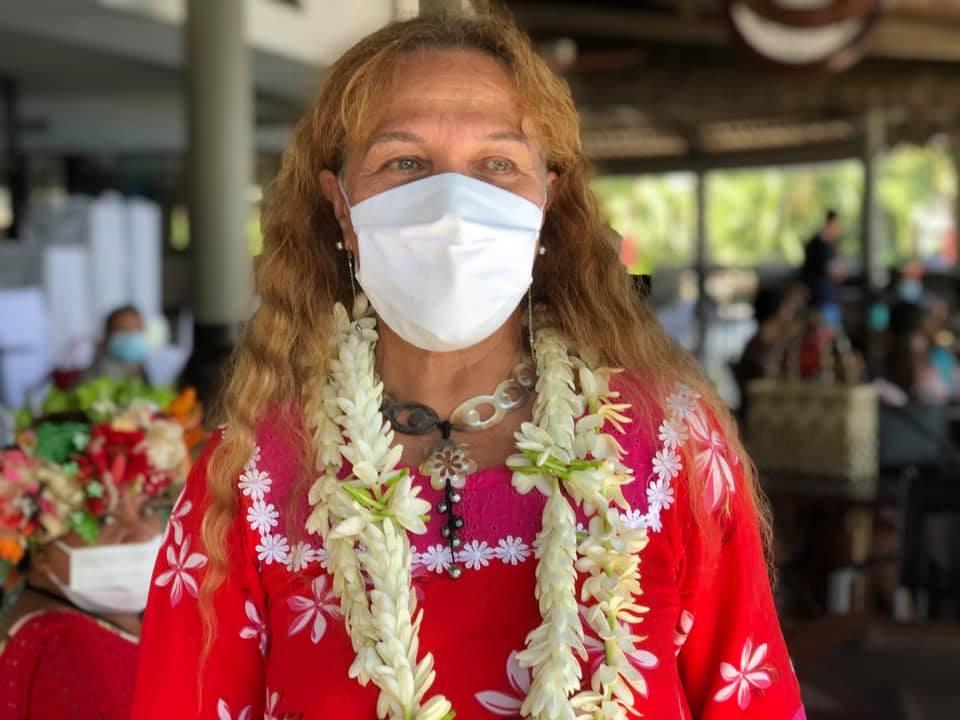 Isabelle Sachet French Polynesia