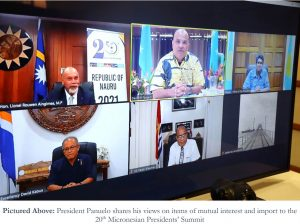Micronesian Presidents Summit